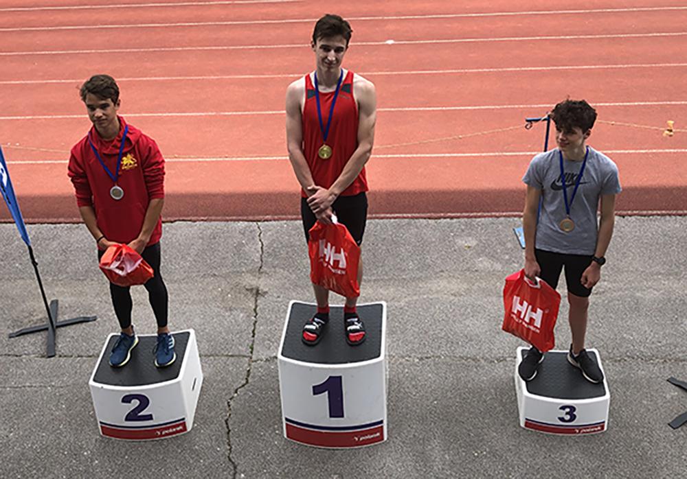 """26. Mednarodni atletski miting mladih """"Kranj 2020"""" - Memorial Vučko"""